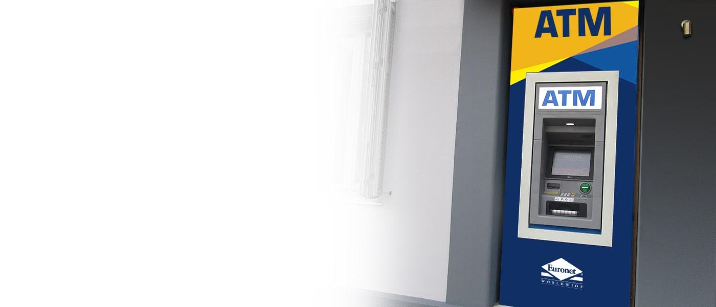 Το ΑΤΜ της Euronet μπορεί να οφελήσει την επιχείρησή σας και να παρέχει στους πελάτες εύκολη πρόσβαση σε μετρητά.