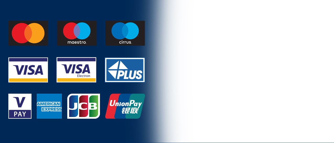 Τα ΑΤΜ της Euronet δέχονται όλες τις κύριες κάρτες